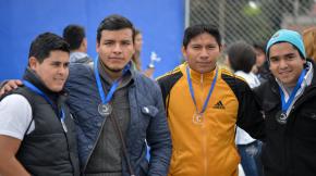 "#DeporteLocal / ""FreeStyle Soccer"" para combatiradicciones"