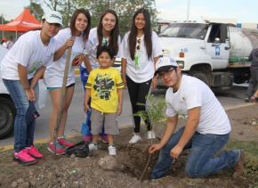 #NoticiaLocal / Reforesta Municipio zonas naturales comunitarias