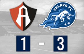 #DeporteLocal #PretemporadaToros / Vuelve a ganar el Celaya, ahora vence alAtlas