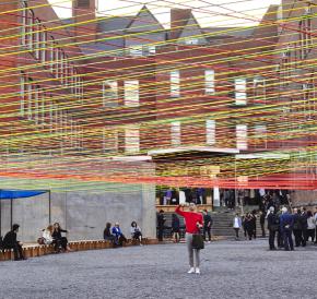 #ArteLoc<l / Arquitectos mexicanos ganan concurso en NuevaYork