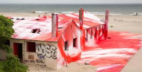 #ArteLoc<l / Artista convierte casa en obra maestra#FOTOGALERÍA