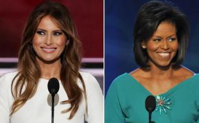 #PolíticaInternacional / Acusan a Melania Trump de plagiar discurso de Michelle Obama #EleccionesEEUU(VIDEO)