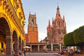#ViajeroLocal / San Miguel de Allende es considerada la mejor ciudad deLatinoamérica