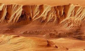 #WTF /Detectan simbolismo similar al código Morse en las dunas de Marte