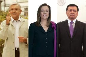 #PolíticaNacional / Margarita repunta, AMLO se estanca, PRI en picada: encuesta#Rumbo2018