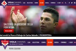 #DeporteInternacional / Salcedo, joven promesa vuela aFiorentina