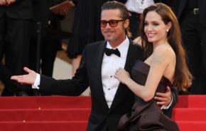 #Entretenimiento / Brad Pitt y Angelina Jolie sedivorcian