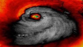 """#ClimaLocal / El huracán Matthew se acerca a EE.UU. y asusta con su """"cara decalavera"""""""