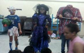 #Viral / Niño fanático del Cruz Azul queda segundo en concurso dedisfraces