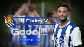 """#DeporteInternacional / Con gol y triunfo sobre el """"Atleti"""", Carlos Vela agradece convocatoria al """"TRI"""""""