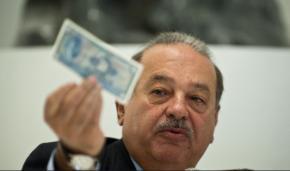 #Economía / Carlos Slim pierde millonaria suma por el triunfo deTrump