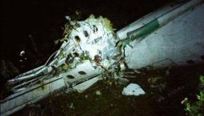 #CaraTriste / 76 muertos al estrellarse avión que trasladaba al equipo brasileñoChapecoense