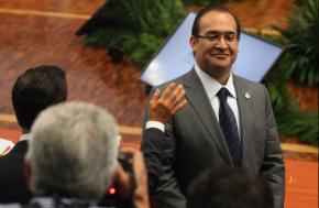 """Javier Duarte """"reapareció"""" en Facebook tras dos meses deinactividad"""