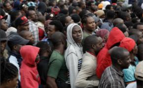 #CaraTriste / Crimen acecha a haitianos varados enTijuana