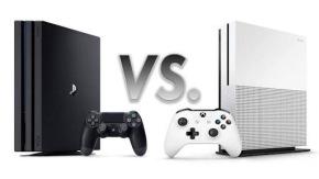 #GeekLocal / ¿Que consola comprar? Xbox One S Vs. PS4 Pro