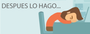 #ConsejoLocal / 6 pasos para dejar deprocrastinar