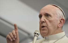 #Mundo / Es mejor ser ateo que un católico hipócrita: PapaFrancisco