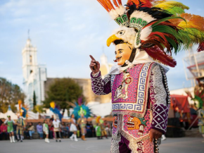 #ViajeroLocal / El Colorido Carnaval deYauhquemehcan