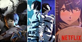 #GeekLocal / Los anime originales de Netflix que debes ver si osi
