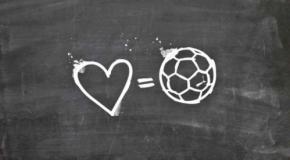 #CaraFeliz / El amor por el fútbol es similar al amor romántico: Estudiocientífico