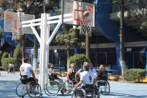 #DeporteLocal / Celaya fue sede de la segunda fecha del Torneo Estatal de Básquetbol sobre Silla deRuedas.