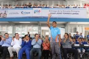 #TalentoLocal / Apoya Estado y Municipio al boxeador celayense, RobinsonCastellanos