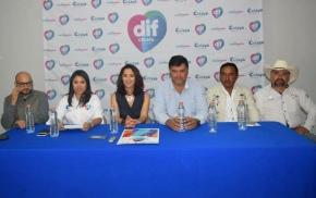 #CaraFeliz / Organiza DIF Festival del Día del Niño