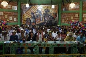 #Nacional / CNI elige a María de Jesús Patricio como vocera y candidata presidencial