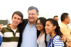 #EconomíaLocal / Impulsa Municipio a jovenes con 'Expo EmpleoJuvenil'