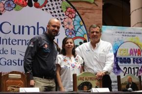 #MenúLocal / Celaya será sede de Cumbre Internacional de la Gastronomía 'Guanajuato ¡SíSabe!'
