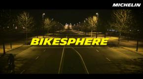 #LocalTech / BikeSphere, un invento que mejora la seguridad de losciclistas