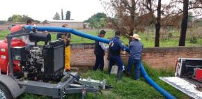 #ClimaLocal / Saneamiento y habilitación de pasos vehiculares en zonas afectadas porlluvias