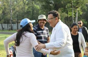 #VerdeLocal / Plantan 320 nuevos árboles en#Celaya