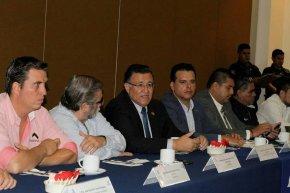#EconomíaLocal / Presenta Municipio de Celaya plan de trabajo en seguridad pública aCOPARMEX