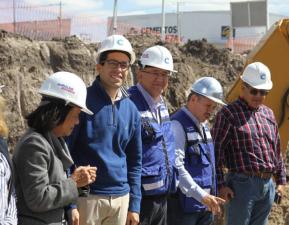 #Local / Supervisan autoridades obras hidráulicas en CiudadIndustrial